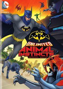 2015-Batman Unlimited: Animal Instincts แบทแมน ถล่มกองทัพอสูรเหล็ก
