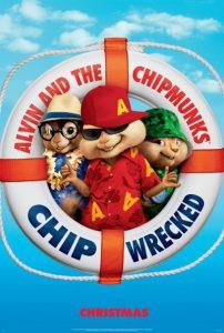 2011-Alvin and the Chipmunks: Chipwrecked อัลวินกับสหายชิพมังค์จอมซน 3