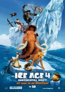 2012-Ice Age 4 Continental Drift ไอซ์ เอจ เจาะยุคน้ำแข็งมหัศจรรย์ 4 กำเนิดแผ่นดินใหม่