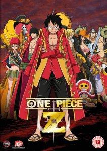 2012-One Piece The Movie 12 Film Z วันพีซ ฟิล์ม แซด
