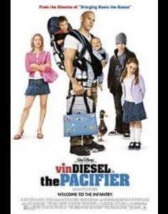 2005-The Pacifier ปฏิบัติการพี่เลี้ยงพันธุ์ดุ