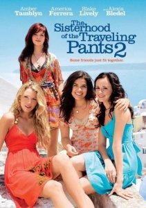 2008-The Sisterhood of the Traveling Pants 2 มนต์รักกางเกงยีนส์ 2