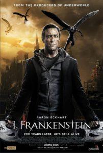 2014-I, Frankenstein สงครามล้างพันธุ์อมตะ