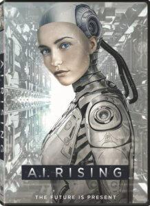 2018-A.I. Rising มนุษย์จักรกล