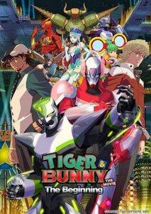 2012-Gekijouban Tiger & Bunny: The Beginning