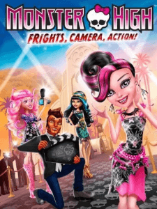2014-Monster High: Frights, Camera, Action! มอนสเตอร์ไฮ ซุป ตาร์ ราชินีแวมไพร์ 7