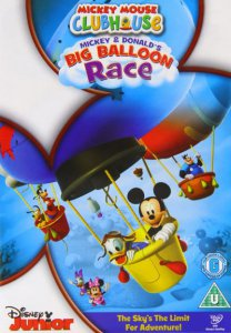 2006-Mickey Mouse Clubhouse Mickey & Donald's Big Balloon Race สโมสรมิคกี้ เม้าส์ การแข่งบอลลูนของโดนัลด์