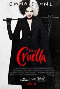 ครูเอลล่า Cruella (2021)