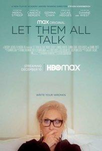 สนทนาภาษาชีวิต Let Them All Talk (2020)