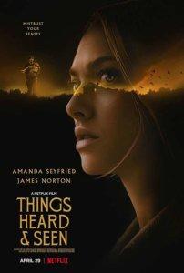 แว่วเสียงวิญญาณหลอน Things Heard & Seen (2021)
