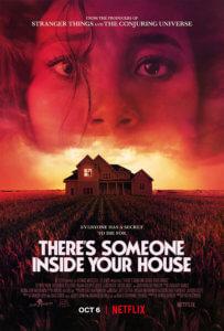 ใครอยู่ในบ้าน There's Someone Inside Your House (2021)