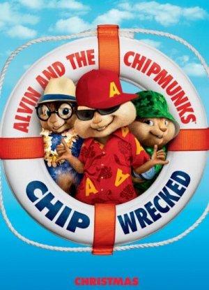 -Alvin and the Chipmunks: Chipwrecked อัลวินกับสหายชิพมังค์จอมซน 3