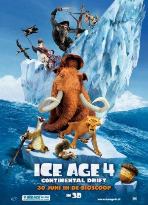 Ice Age 4 Continental Drift ไอซ์ เอจ เจาะยุคน้ำแข็งมหัศจรรย์ 4 กำเนิดแผ่นดินใหม่