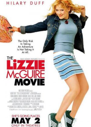 The Lizzie McGuire Movie ลิซซี่ แม็คไกวร์ สาวใสกลายเป็นดาว